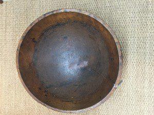 wood bowl 1