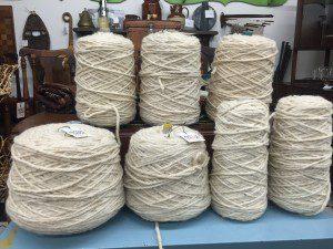 wool bolsters