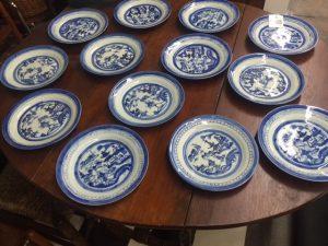 Canton plates