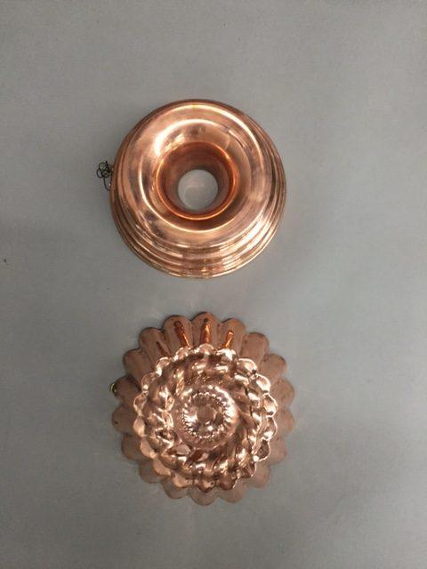 Copper Kitchen Decorative Items