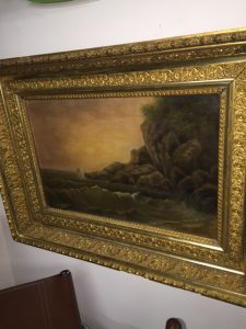 Victorian painting b