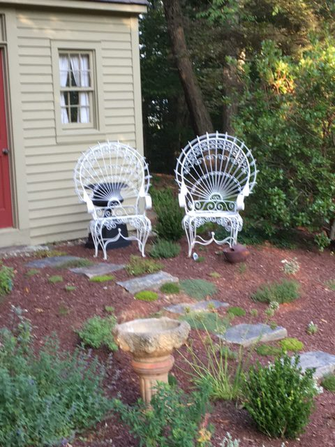 Tags Design Fairy Garden Benches Chairs Furniture Seating Pea Vintage
