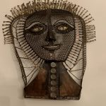 Wall metal art