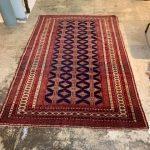 Turkoman Bokhara rug